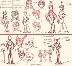 Crystal Falls (Bill Cipher, Mabel and Dipper Pines) Figure Drawing Reference, Sketch Book, Art Reference Poses, Guided Drawing, Drawings, Art Poses, Cartoon Art Styles, Art Reference Photos, Character Design Tips
