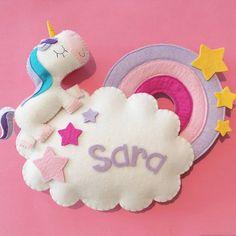 Sono felice di condividere l'ultimo arrivato nel mio negozio #etsy: Fiocco nascita con UNICORNO e arcobaleno, nuvoletta con nome personalizzato. #accessori #etsyitaliateam #lietoevento #regalobimba #fiocconascita #pezzounico #unicorno #unicorn #arcobaleno http://etsy.me/2CLpxoQ