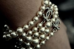 chanel & pearls