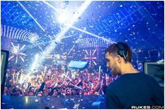 """British producer, DJ and pop star CALVIN HARRIS was the most successful songwriter in the U.K. last year, according to trade magazine Music Week from a recent post on BBC's news site. Leading the charge were his major smashes """"We Found Love"""" for Rihanna and his own productions """"Bounce"""" with Kelis and """"Feel So Close."""" Out now in North America via Ultra Music, """"Feel So Close"""" is still on the rise at radio and on the charts while HARRIS invades America with several high-profile shows this spring."""