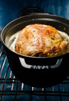 Jamie Oliver's Chicken in Milk Recipe | Kitchn