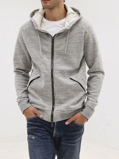 Balmain Hooded Zip Sweater « Upscale
