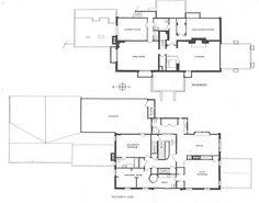 Elvis presley blueprints to graceland mansion graceland upstairs malvernweather Images