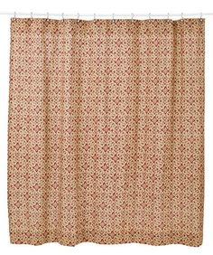 Lewiston Shower Curtain Printed Burlap Unlined 72x72  Lasting Impressions  by VHC Brands http Ferm Living Shelf Smoked Oak   Products and Shelves. Ferm Living Shelf Brackets. Home Design Ideas