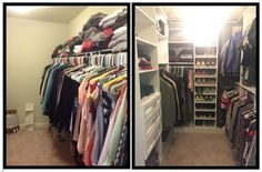 Design by: Shannon Forsythe, California Closets