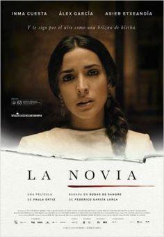 DESEMBRE-2016. La novia. DVD ESP ORT Drama. Cinema i literatura