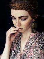 BOHO braid by ZuzuTurkova