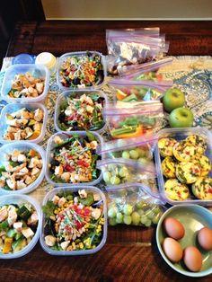 My Take On Meal Prep | Food Love
