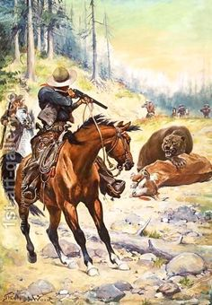 cowboy art prints - Bing Images
