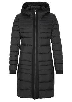 Péřový kabát sneoprenovými vsadkami značky s.Oliver. Prohlédněte si nyní on-line nejaktuálnější módu pro dámy, pány a děti a objednávejte s dopravou zdarma.