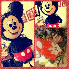 Mickey Mouse Birthday Pinata
