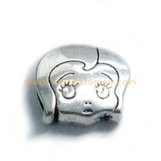 Entrepieza de metal  www.losabalorios.com/13-entrepiezas-metalicas