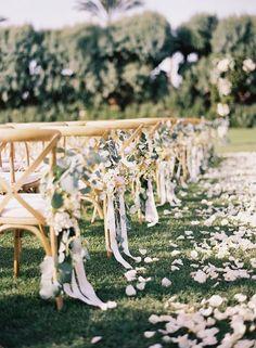 Katy and Brock's Organic California Wedding by Ashley Kelemen Photography…