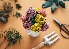 El blog de Dmc: El Club del Patrón: ramo de flores