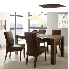 Cikkszám: 375093-10 A SKY Étkezőasztal kiváló minőségű anyagokból készült, ezáltal biztosított, hogy hosszú éveken át gyönyörködhetsz majd pazar megjelenésében. Stílusának köszönhetően a modern, a stilizált, valamint a klasszikus stílusú terekben is nagyszerűen helytáll.