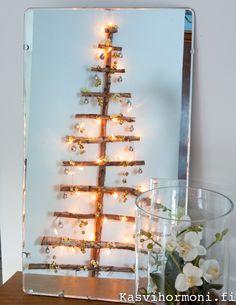 Christmas tree diy, very easy to make
