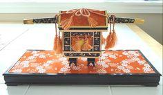 Miniature Japanese Section  Hinamatsuri by OishisoBitsAndBites, $15.00 Asian Art, Miniatures, Japanese, Culture, My Style, Frame, Recipes, Crafts, Home Decor