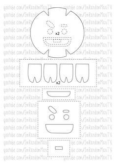 Sewing Patterns Free, Doll Patterns, Kpop Diy, Birthday Cards For Friends, Plush Pattern, Felt Diy, Diy Doll, Plush Dolls, Fabric Scraps