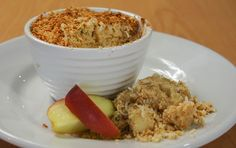 Apple+&+Mango+Crumble