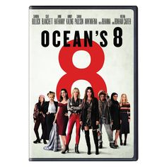 Ocean's Eight (Special Edition) (dvd), aa Movies 2019, New Movies, Movies And Tv Shows, Amazon Movies, Ocean's Eight, Oceans 8, Shady Lady, Mindy Kaling, Helena Bonham Carter