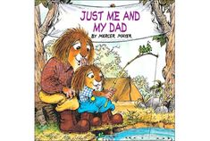 First Fathers Day gift ideas, Just Me and My Dad by Mercer Mayer children's book gifts for dad from daughter Baby's First Birthday Gifts, 1st Fathers Day Gifts, Fathers Day Crafts, Daddy Gifts, Gifts For Dad, Guy Gifts, Book Gifts, Kids Gifts, 5th Birthday