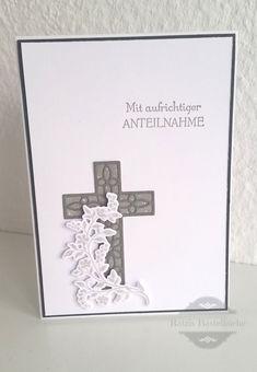 Trauerkarte – Ratzis Bastelküche – Stampin´Up in Berlin, Hoffe und glaube, Hold on to hope