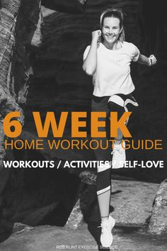 6 Week Workout, At Home Workout Plan, Workout Guide, Gym Workouts, At Home Workouts, Time Based, Workout For Beginners, Period, All About Time