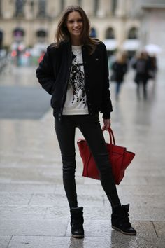 Style Désinvolte Chic, Casual Chic Style, Mode Style, Classy Style, Fashion Week, Fashion Addict, Paris Fashion, Winter Fashion, Street Fashion