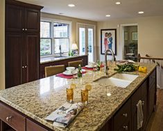 How to Pick the Perfect Granite and Cabinet Combinations.  The two most important choices you will make in any kitchen upgrade are the countertops and the cabinets. It can be frustrating to select the right combination for your home, but don't worry! That's why we have put together this guide to help you make the right choice for your individual space and taste.  http://www.archcitygranite.com/pick-perfect-granite-cabinet-combination/  #ArchCity #granite #cabinets