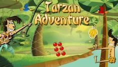 It doesn't matter, how bad or primitive a game is, as long as it's fun. And Tarzan Adventure isn't particularly fun, either. It's not even a fresh concept for a game. It's glitch and not entertaining, its only upside being the fact that it's free.