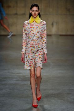 Central Saint Martins MA - Ashley Williams Fall 2013