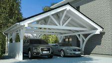 NEU Premium Carport 6.40 x 6.00 mit 33% Onlinerabatt Carports ab Werk