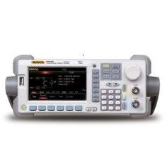 Daca doriti sa achizitionati un generator de semnal, Rigol DG5252 este un Generator functii arbitrare 2 canale 250MHz, probabil ceea ce aveti nevoie. Puteti achizitiona acest produs direct de pe site: www.ronexprim.com