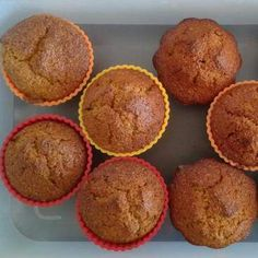 Rezept Kinderfreundliche Variation von Apfel-Möhren-Muffins von JSun - muss noch veganisiert werden