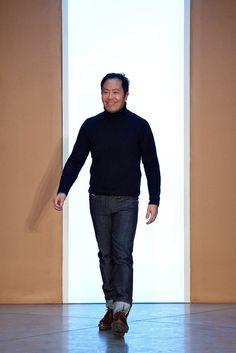 Derek Lam Fall 2015 Ready-to-Wear Fashion Show - Anna Ewers