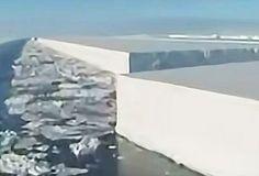 Nos están cortando los glaciares desde el espacio?
