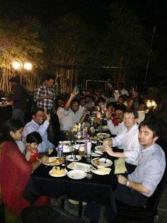 05 apr 2013-  VRV Asia Pacific - SAP GO LIVE Dinner Celebration with VRV Project Team