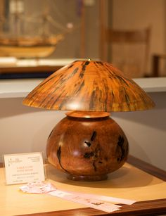 Another beautiful lamp