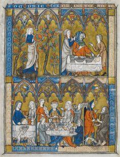 Somme le Roi, MS 28162, Fol 010v, ~1290-1300, France