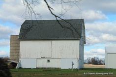 White Barn Lowell,Mich