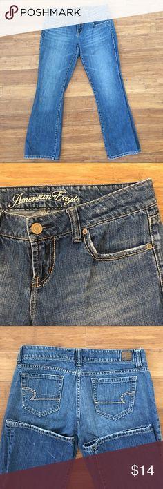 """American Eagle Jeans - Favorite Boyfriend American Eagle Jeans - Favorite Boyfriend. Inseam 30"""". In great condition. American Eagle Outfitters Jeans Boyfriend"""