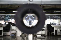 Formel 1 - MERCEDES AMG PETRONAS, Großer Preis von China, Shanghai. 12.-14.04.2013.