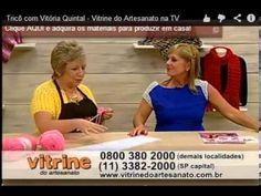 Cachecol Soraya (Lindo Ponto) by Vitoria Quintal