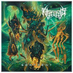 Sentient cover art