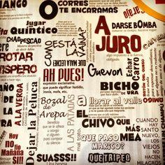 Definitivamente estas frases son venezolanadas! ;-)