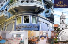 Magnolia Inn, Hotel in Panama Panama, Magnolia, Modern, Multi Story Building, Mansions, House Styles, Home Decor, Restore, Destinations