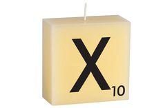 """""""X"""" Scrabble Letter"""