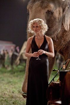Reese Witherspoon in 'Water for Elephants'.