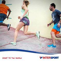 İyi Pazarlar! Intersport, #Terracity bodrum katta.  #antalya #intersport #spor #giyim #pazar #tatil