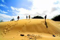 Dunes at Kap Verde, Boa Vista